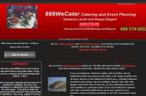888WeCater Catering and Event Planning