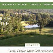 Laurel Canyon Mens Golf