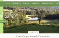 Laurel Canyon Mens Golf