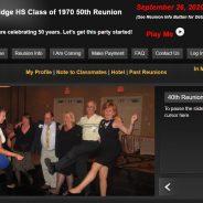 WHS 50th Reunion