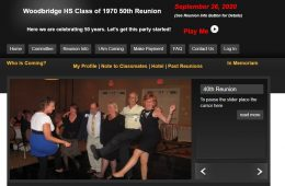 WHS 50th Reunion